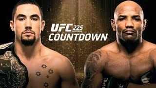 Conteo Regresivo a UFC 225: Whittaker vs Romero 2