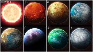 ЧТО МЫ ЗНАЕМ О 7 МИРАХ? [Звезда TRAPPIST-1] S1E6