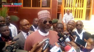 Certificate: Melaye sues Sahara Reporters for N5 billion