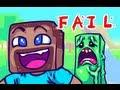 MINECRAFT FAIL, A Minecraft Parody (18+)