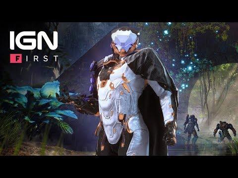 Storm Javelin Gameplay Profile - IGN First de Anthem