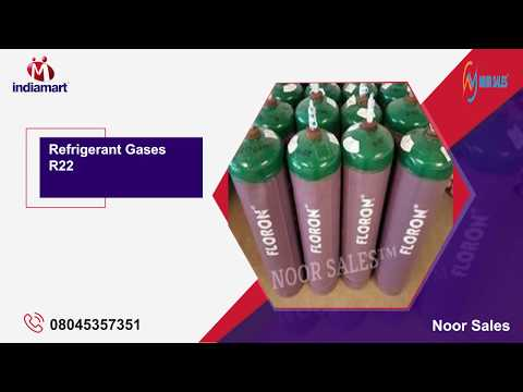 Wholesale Distributor of R22 Refrigerant Gas & Refrigerent