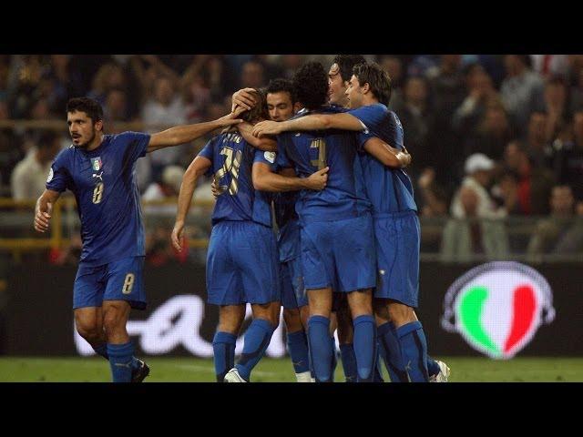 Italia-Georgia 2-0 (13 ottobre 2007)