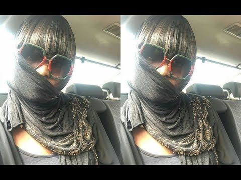 ALEX DISGUISED HERSELF IN TEJUOSHO MARKET IN YABA LAGOS