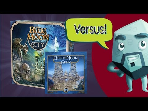 Blue Moon City Comparison - with Zee Garcia