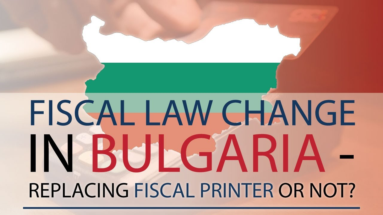 Fiscal law change in Bulgaria: fiscal devices in focus