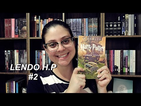 Harry Potter e a Câmara Secreta | Lendo HP