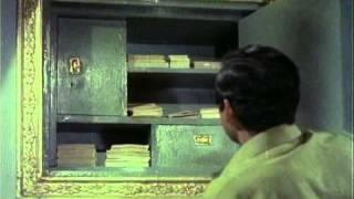 Joy Mukherjee & Zeb Rahaman  Movie Scenes <b>Aag Aur Daag</b>  Good Night And Sweet