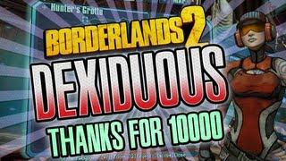 Hammerlock Hidden Raid Boss! Dexiduous The Invincible | Borderlands