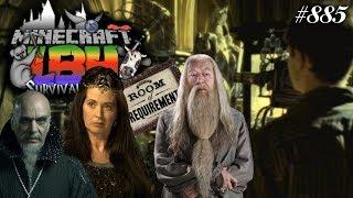 WER hat den Raum der Wünsche gebaut?! | Let's Build Hogwarts #885