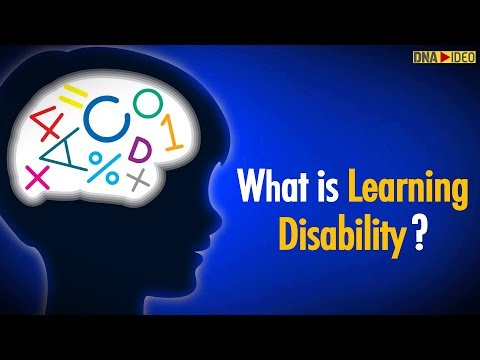 Learning disability: Time to shun the taboo