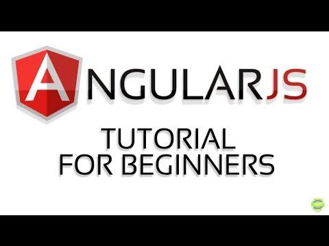 AngularJS Tutorial for Beginners - Learn AngularJS Online
