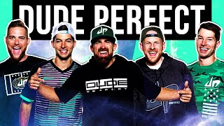 Dude Perfect Are The Best Sports YouTubers You Should Follow..HERE'S WHY