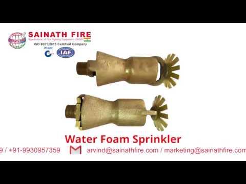 Water Foam Sprinkler