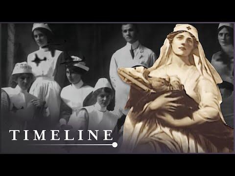 Angels of Mercy (Military Nurse Documentary) | Timeline