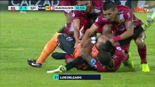 Rionegro Vs Nacional (2-1) Liga Aguila 2019-I | Fecha 17
