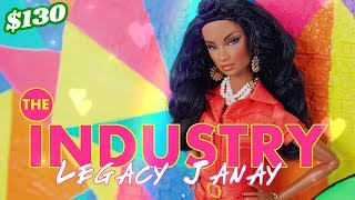 Unbox Daily: The Industry Lovesick Collection Legacy Janay High Fashion Doll