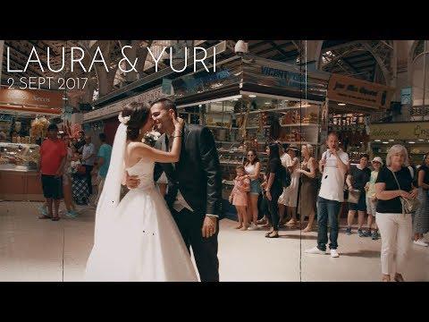 RESUMEN DE BODA LAURA & YURI