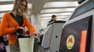 Как делают проездные карты для метрополитена