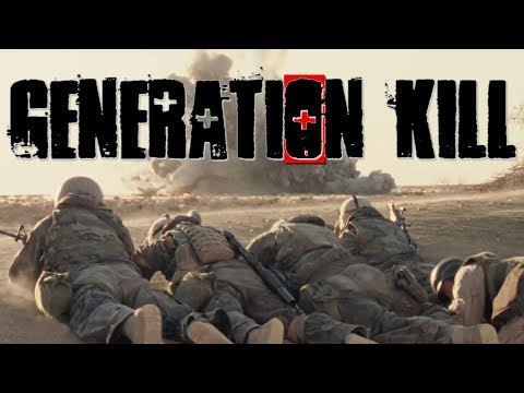 Generation Kill is a great show