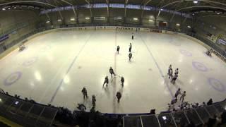 November 2014/15, U14, HK Slavija Junior – HK Olimpija