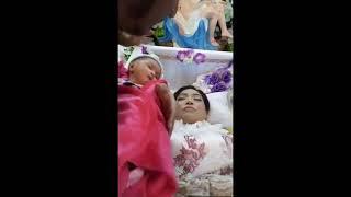 Gambar cover Sedih.. Bayi baru lahir ditinggal ibunya untuk selamanya...