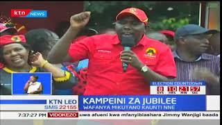 Kikosi cha Jubilee cha endeleza kampeini kaunti ya Kericho