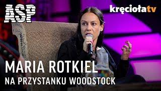 Maria Rotkiel - cały wywiad #Woodstock2015 | Kholo.pk