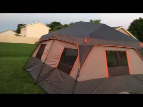Ozark Trail 10-Person Instant Tent Review