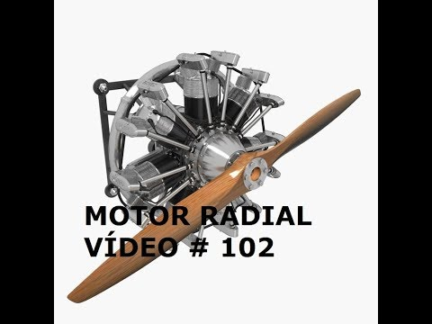 Motor Radial - VÍDEO # 102