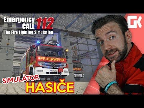 SIMULÁTOR HASIČE! | Emergency Call 112