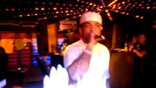 Lloyd Banks - Poppin Them Thangs Live [ Www.streetaddict.se ]