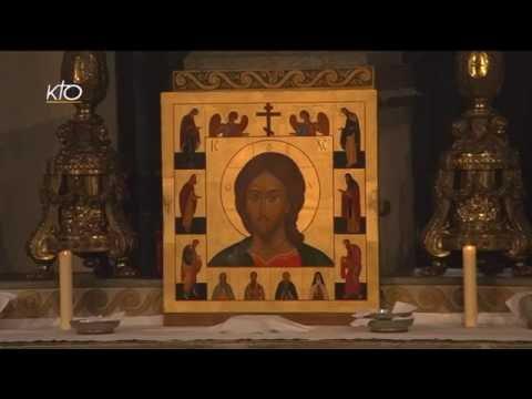 Vêpres et Eucharistie du 9 juillet 2016