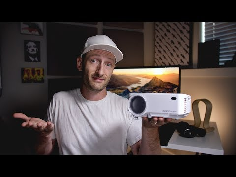 BUDGET PROJECTORS || Are They Worth It??