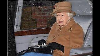 經過兩個小時家庭會議,梅根心愿順利達成,94歲女王最終還是向梅根妥協了|宮廷秘史|