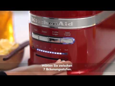 KitchenAid 2 & 4 Scheiben Toaster 5KMT2204 & 5KMT4205 - Thomas Electronic Online Shop