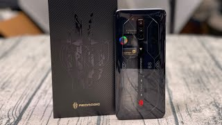 ZTE nubia Red Magic 6s Pro - This Gaming Phone is a BEAST!