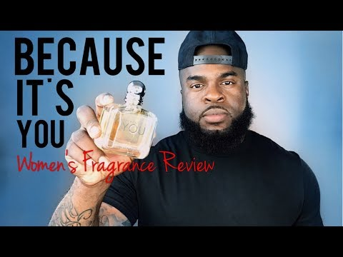 Giorgio Armani Because It's You Fragrance Review | Women's Perfume Review
