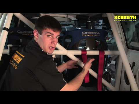 SCHROTH Training #1 How to Wrap Your Harnesses Correctly