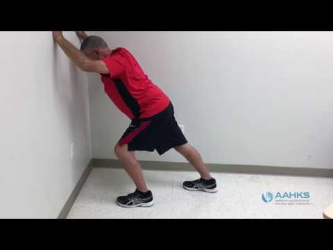 Stretching Exercises after Hip or Knee Replacement