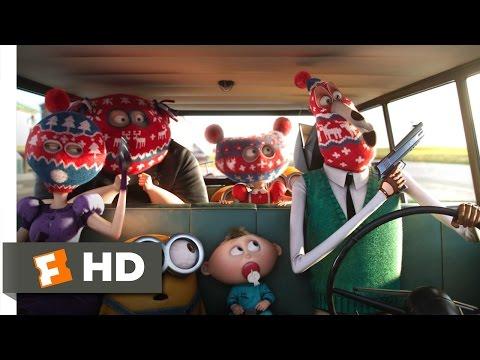 Minions (2/10) Movie CLIP - One Evil Family (2015) HD