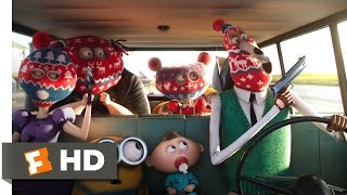 Minions 2/10 Movie CLIP  One Evil Family 2015 HD