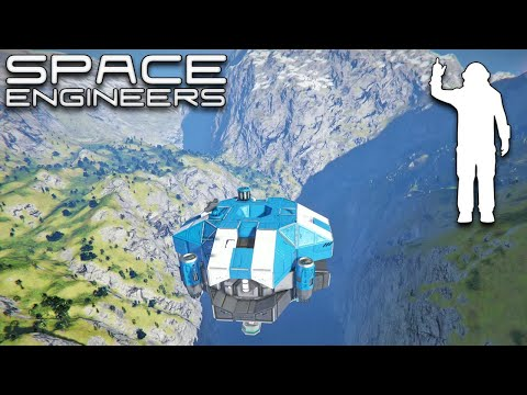 Getting Baked on an Ice Lake - EP01 | Space Engineers
