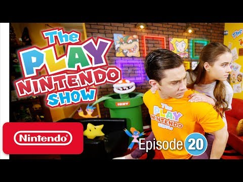 The Play Nintendo Show – Episode 20: Snippin' & Clippin' with Snipperclips – Cut it out, together!
