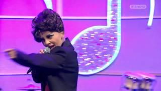 شب جمعه - سری سوم - قسمت ۹ / اجرای لیپسینک جزمین کارا با آهنگ نفرین از مکابیز