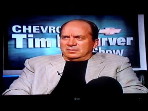 Johnny Bench on Tim McCarver Show