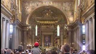 5 de agosto: dedicação de S.ª Maria Maior e N.ª Sr.ª das Neves