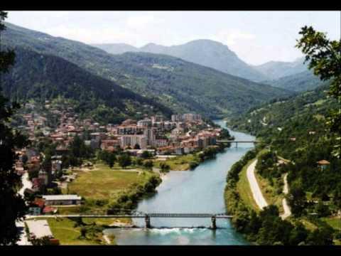 Foča, najljepsi grad