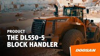 Introduction of DL550-5 Block handler