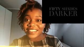 Fifty Shades Darker Official Trailer 1 REACTION And REVIEW